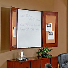 Sonoma Enclosed Presentation Board, OFF-SON-100