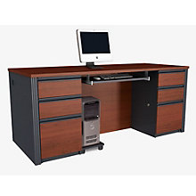 Prestige Plus Executive Computer Desk, OFG-DS1001