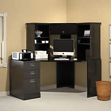 MySpace Stockport Corner Desk Set, OFG-EX0022