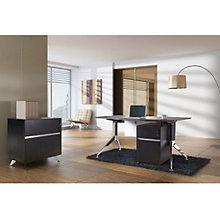 Modern Writing Desk with Filing Set, OFG-EX0040