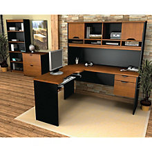 Innova L Desk Office Grouping, OFG-EX0097