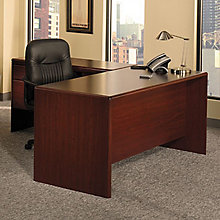 Northfield Harvest Cherry L-Desk, OFG-LD0065