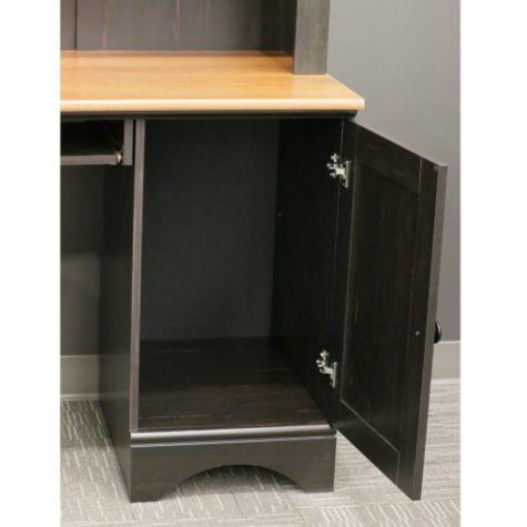 CPU cabinet open