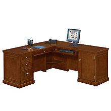 Statesman L-Shaped Desk Left or Right Return , 8826829