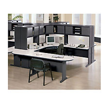 Series A Large U-Desk Workstation , BUS-10137