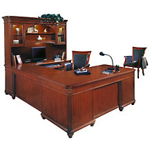 Antigua Right U Desk Suite, OFG-UD1034