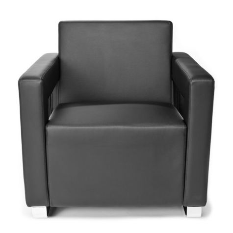 Armchair - front view
