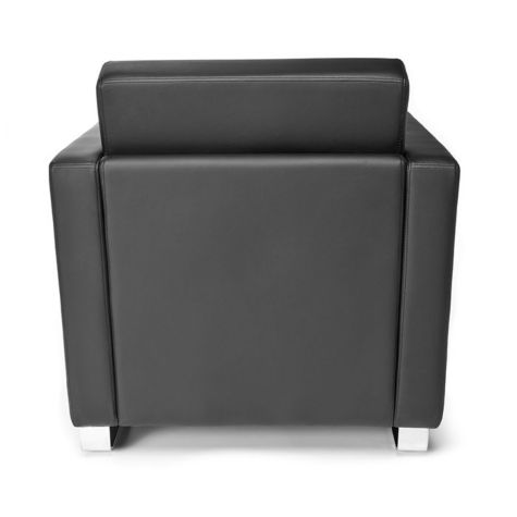 Armchair - back view