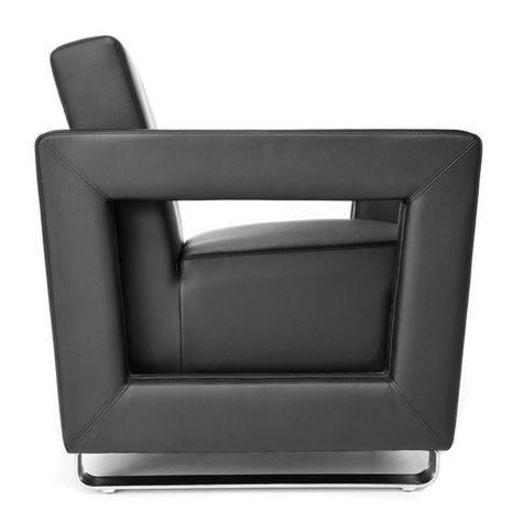 Armchair - profile view