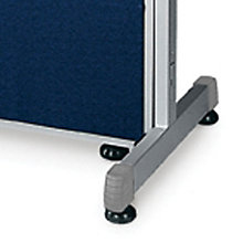"""Panel Floor Supports for 47""""H RiZe Panels, 8807708"""
