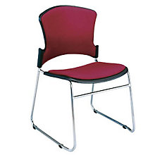 Multi-Use Fabric Stack Chair, OFM-310F