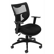 Mid-Back Mesh Executive Chair, OFM-581