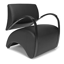 Recoil Spring Back Lounge Chair, OFM-10770