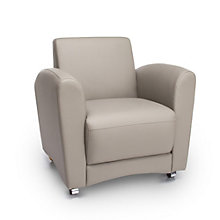 InterPlay Lounge Chair Without Tablet Arm, 8802379