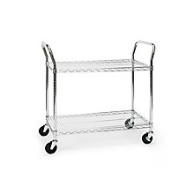 "Heavy Duty Mobile Cart 36""W x 18""D, 8810145"