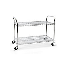 "Heavy Duty Mobile Cart 48""W x 24""D, 8810141"