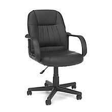 Essentials Mid-Back Vinyl Conference Chair , 8810590
