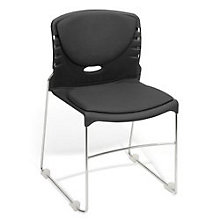 Sled Base Fabric Stack Chair, 8810596