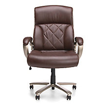 Avenger Big and Tall Bonded Leather Executive Chair , 8810602