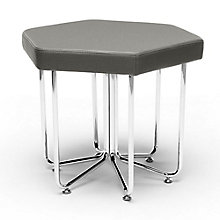 Hexagonal Stool, 8803387