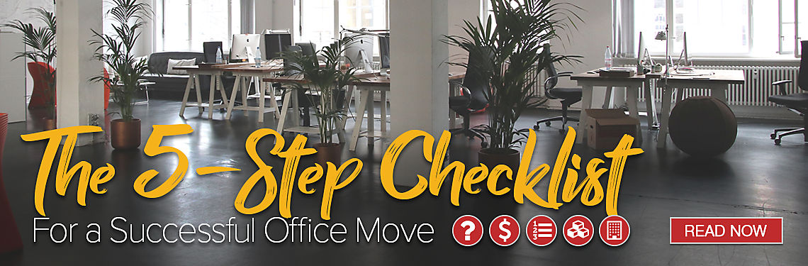 5-Step Checklist for a Successful Office Move