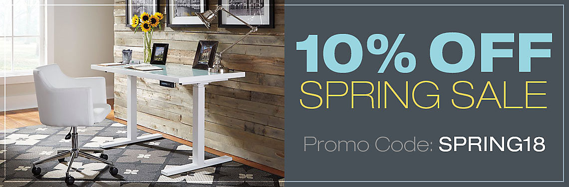 Spring Sale - Take 10% Off