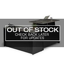 Via Adjustable Height L-Desk-Reversible Return, 8823099