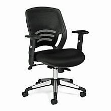 Mesh Back Manager Chair, OTG-11686B