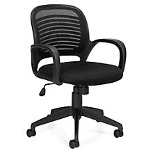 Atwater Adjustable Computer Chair in Mesh, 8802036