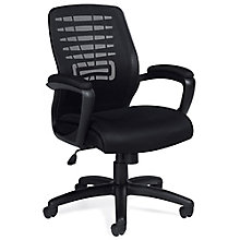 Atwater Mesh Back Mesh Fabric Seat Task Chair, 8814063