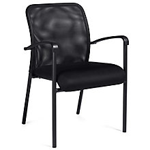 Atwater Mesh Guest Chair with Curved Back, 8814085
