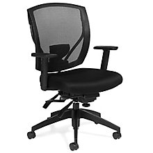 Atwater Mesh Mid-Back Multi-Adjustment Task Chair, 8814088