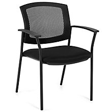 Atwater Mesh Back Guest Chair with Arms, 8814081