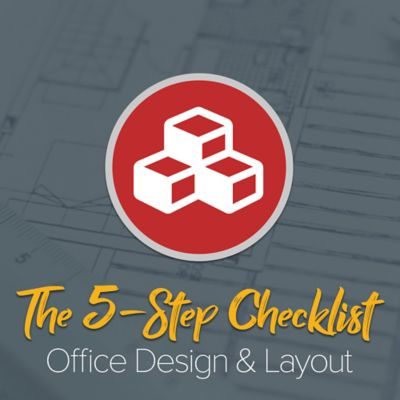 Office Moving Checklist Part IV: Office Design & Layout
