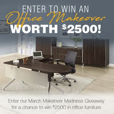 March Makeover Madness Contest