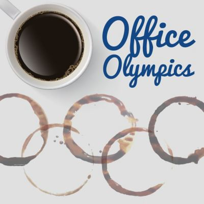 Office Olympics Ideas