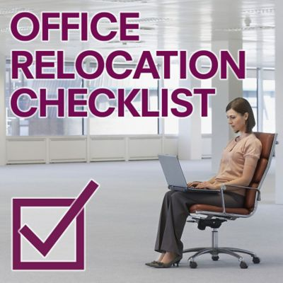 Office Relocation Checklist for Managers & HR