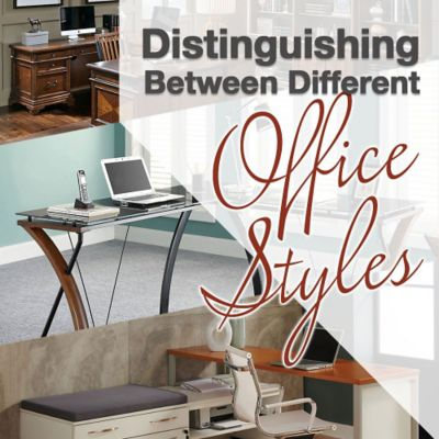 Distinguishing Between Different Office Styles