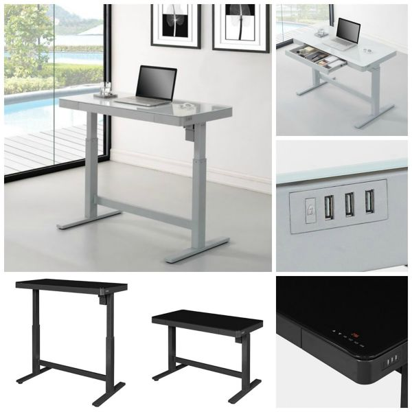 Bell O Home Adjustable Height Desk