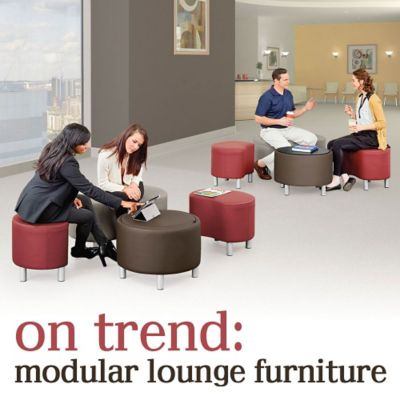On Trend: Modular Lounge Furniture