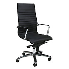 Kaffina High Back Modern Computer Chair in Faux Leather, PAE-10785