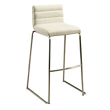 "Dominica Modern Cafe Height Stool - 26"", PAE-10792"