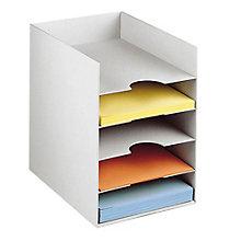 "Horizontal Desktop Organizer - 12.5"" W, PAF-10444"