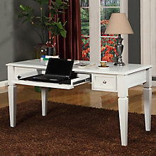 "Boca Writing Desk - 60""W, 8803759"