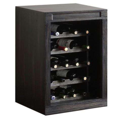 Can be converted to wine storage