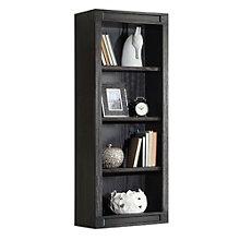 """Hudson Four Shelf Open Bookcase Hutch - 21""""W x 54""""H, 8804891"""
