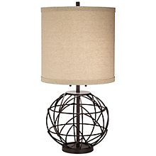 Wound Metal Table Lamp, 8803445