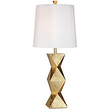 Geometric Base Table Lamp, 8803440
