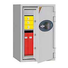2.88 Cubic Ft Capacity Fireproof Safe with Digital Lock, PHS-504