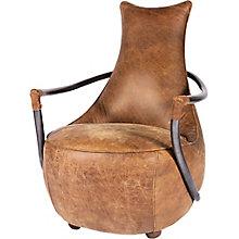 Carlisle Club Chair Light Brown, 8809210
